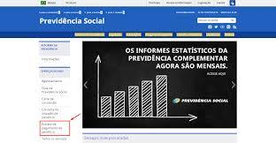 www previdencia gov br extrato de pagamento previdência social extrato inss consulta benefício