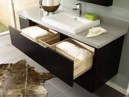 Bathroom Vanity With Drawers On Left Side 23 Best Bathroom Organization Images On Pinterest Bathroom