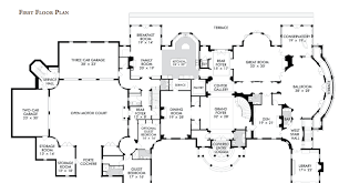 alpine stone mansion floor plan the stone mansion in alpine nj re listed for 39 9 million