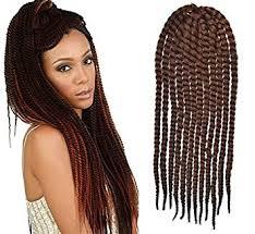 cuban twist hair amazon com auburn color crochet braid hair extensions hair