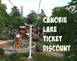 Cheapest Six Flags Tickets Canobie Lake Park Ticket Sale 1 Day Only Boston Living On The Cheap