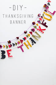 tell thanksgiving banner tell and