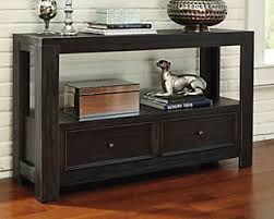 Sofa Table With Drawers Console Tables Furniture Homestore
