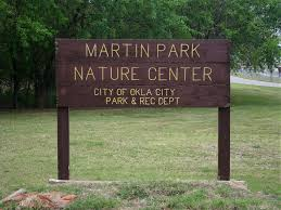 Oklahoma nature activities images Mpnc sign parks rec a crosstimber naturalist jpg