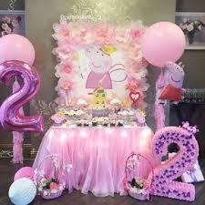 peppa pig birthday ideas para recibir los hermosos 2años ideas de cumpleaños