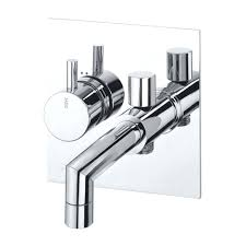 flow restrictor shower head jado geometry wall mounted bath mixer