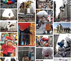 the macy s thanksgiving day parade route november 25 2010 in new