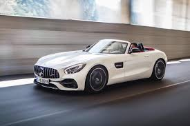 mercedes amg turbo mercedes amg reveals gt roadster and gt c roadster by car magazine