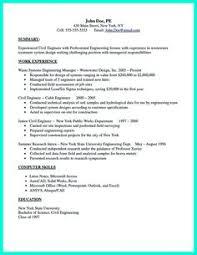 Civil Engineer Resume Example by Civil Engineer Sample Resume Hector Best Sample Civil Engineer