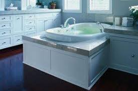 Standing Water In Bathtub 2017 Bathtub Installation Costs Average Price To Replace A Tub
