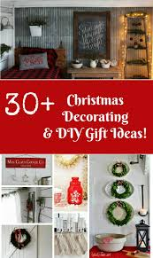 30 christmas decorating u0026 diy gift ideas knick of time