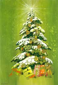 81 best vintage ralph hulett christmas cards 1949 1974 images on