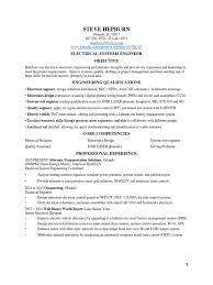 Electrical Designer Resume Download Electrical Engineer Power Systems In Usa Resume Yashpal