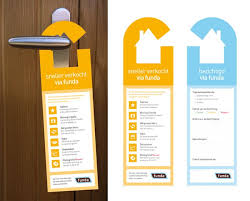 door hanger flyer template best 25 door hanger template ideas on door hanger