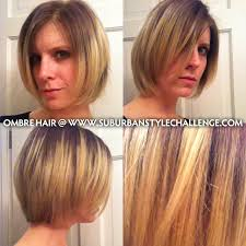 ombre hair growing out follow up hair color style suburban style challenge