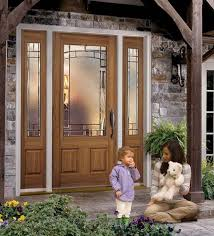 glass for front doors ideas about wooden front doors with glass panels free home