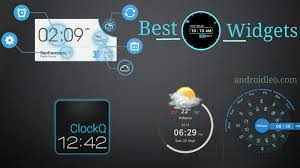 best clock widget for android best digital analog clock widget for android updated 2018