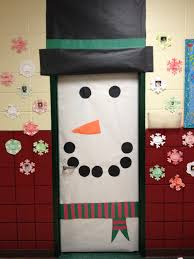 snowman classroom door for christmas what i u0027ve made pinterest