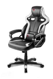 Good Desk Chair For Gaming by Arozzi Milano Gaming Chair U2013 White Arozzi