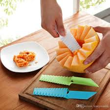 Creative Kitchen Knives 3 Creative Kitchen Multi Function Fruit And Vegetable Knife Potato