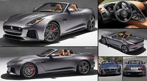 jaguar f type svr 2017 pictures information u0026 specs