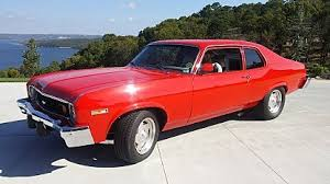 Nova Bench Seat For Sale 1974 Chevrolet Nova Classics For Sale Classics On Autotrader