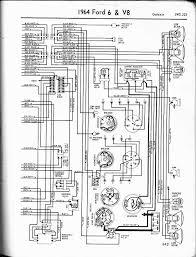 1964 ford falcon wiring diagram fuse box location inside fairlane