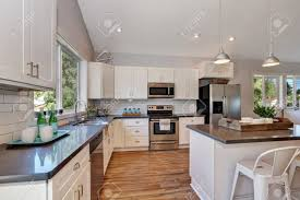 Pendant Lights For Vaulted Ceilings Pendant Lights Interior Of Kitchen With High Vaulted Ceiling