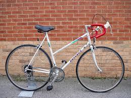 peugeot road bike vintage retro 1980 u0027s ladies peugeot road bike student bike in