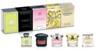 Gift Sets For Women Versace 5 Piece Miniature Fragrance Gift Set For Women Price