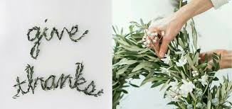 thanksgiving decor tips and tricks for an updated look