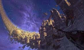 treasure planet u2014 christophe vacher