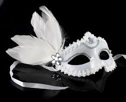white masquerade masks for women white princess mask party mask christmas white