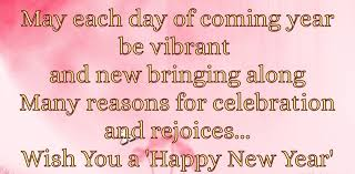 collection of happy new year sms 2016 for family members