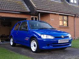 blue peugeot for sale indigo blue s2 rallye totally standard full peugeot history etc