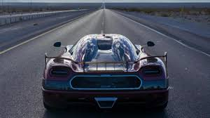 koenigsegg car blue koenigsegg has smashed the world u0027s fastest car record top gear