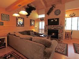 Cabin Themed Decor Chamonix Bear Lodge Cabin Themed Condo Step Vrbo