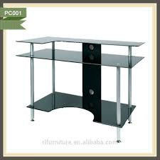 glass computer table design glass computer table design suppliers