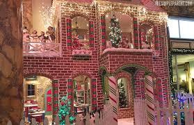 christmas at the fairmont san francisco