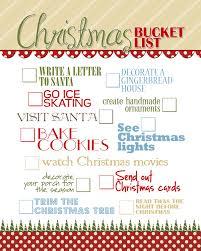 the christmas list christmas list free printable how to nest for less
