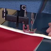 How To Sew Piping For Upholstery How To Make Bias Piping Continuous Bias Strip Video Sailrite