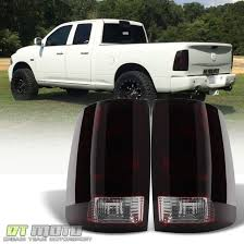 2014 ram 1500 tail lights red smoke 2009 2018 dodge ram 1500 10 18 ram 2500 3500 tail lights