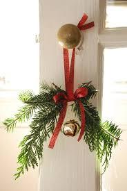 christmas doorknob hangers the home depot diy decor christmas doorknob hangers