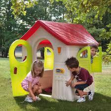 casetta giardino chicco casetta in plastica per bambini da giardino casetta nel bosco