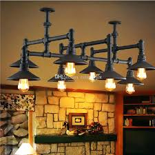 industrial style lighting chandelier industrial style light fixtures industrial vintage style loft water