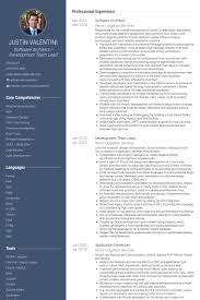 Enterprise Architect Resume Sample by Software Architect Resume Samples Visualcv Resume Samples Database