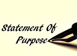 sop statement of purpose statement of purpose image titled write