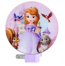 amazon disney princess sofia night light princess