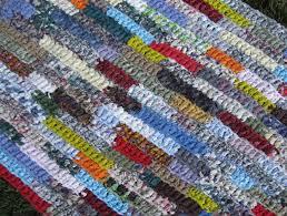 Crochet Oval Rag Rug Pattern Crochet Rag Rug Rectangle Crochet Rectangle Rag Rug Pattern