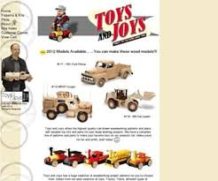 Free Woodworking Plans Toy Trucks by Woodworking Plans Toys Stores